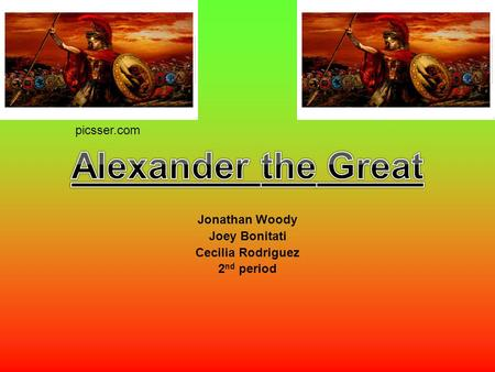 alexander the great ruler of the world This illustrated biography of alexander the great is one of a series for children aged 6-9 years, featuring great leaders, heroes, pioneers, inventors and scientists from the past each biography tells an exciting story about a real person, that can be read either alone or by a parent or teacher.