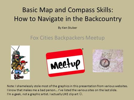 Basic Map and Compass Skills: How to Navigate in the Backcountry