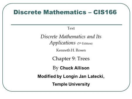 rosen discrete mathematics pdf download