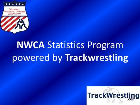 NWCA Statistics Program powered by Trackwrestling.