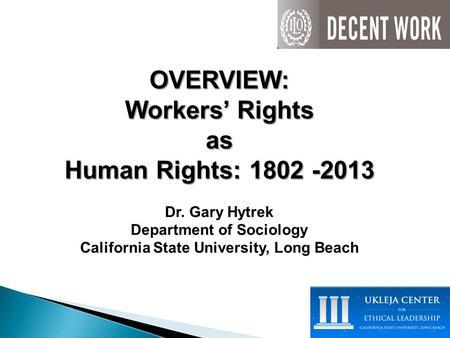 Gary Hytrek Long Beach
