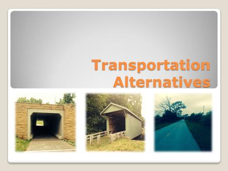 Transportation Alternatives. MAP-21 & TAP MAP-21 requires the following with respect to the allocation & selection of projects: ◦TAP funds sub-allocated.