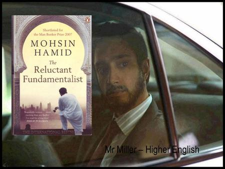 an analysis of the reluctant fundamentalist by mohsin hamid Get this from a library the reluctant fundamentalist [mohsin hamid] -- a pakistani immigrant graduates from princeton at the top of his class and soon finds work at a successful firm in new york city, but the aftermath.
