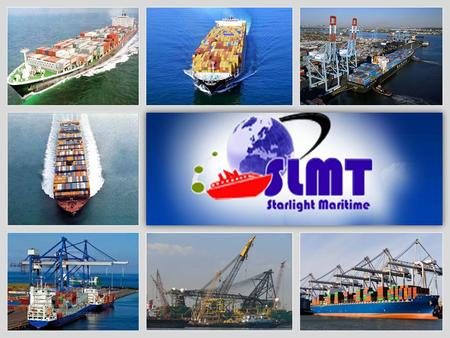 INTRODUCTION STARLIGHT MARITIME (SLMT) is an Iraqi registered company and is the biggest service provider of LAND, SEA, AIR LOGISTICS & Ship Agency.