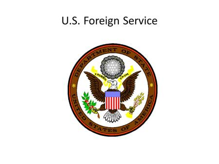 U.S. Foreign Service. U.S. Department of State IRAN 1979.