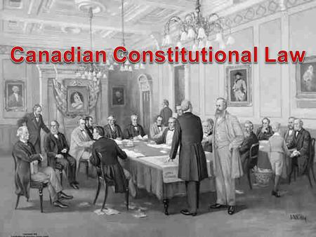 The Importance of a Constitution Basic framework for a nation's form of government and legal system A nation's rule book re: making, amending or revoking.