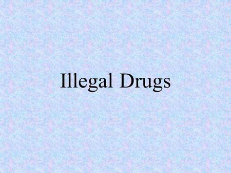 Illegal Drugs. Medicine misuse When medicines are used in ways other than intended Carelessness Misused intentionally.