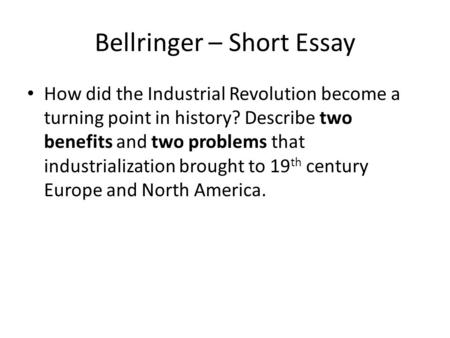 how does industrialisation help russia? essay
