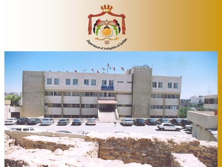 Department of Antiquities of Jordan (DOA) The Department of Antiquities of Jordan (DOA) is the official institutional authority mandated by law to be.