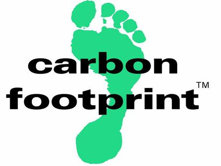 What is a carbon footprint? A carbon footprint is a measure of the impact our activities have on the environment, and in particular climate change. It.