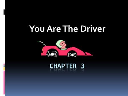 You Are The Driver. Instruments, Controls, and Devices-3.1  Instrument Panel  Tachometer-Indicates engine revolutions per minute-Pg 40  Odometer-Indicates.