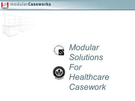 "Modular Solutions For Healthcare Casework. ""Hamilton Sorter Company"" is a Registered Provider with The American Institute of Architects Continuing Education."