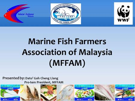 Marine Fish Farmers Association of Malaysia