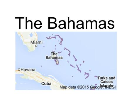 The Bahamas. officially the Commonwealth of The Bahamas, is an island country consisting of more than 700 islands, cays, and islets in the Atlantic Ocean;