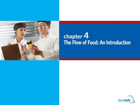 The Flow of Food Objectives: How to prevent cross-contamination