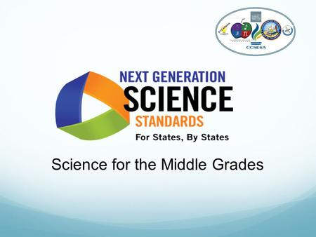Science for the Middle Grades