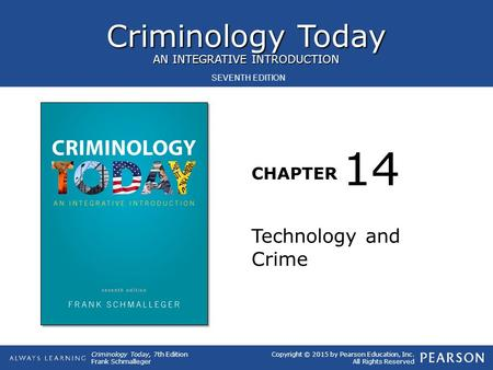 criminology today an integrative introduction pdf