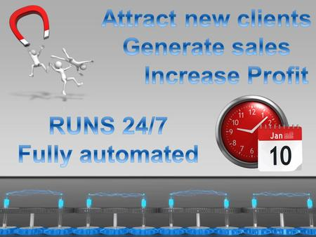 5/25/20151. A Just Perfect Proposal 5/25/20153 INCREASE SALES AND REVENUE.