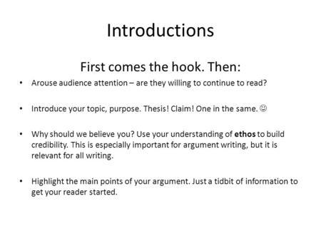 easy classical argument essay topics