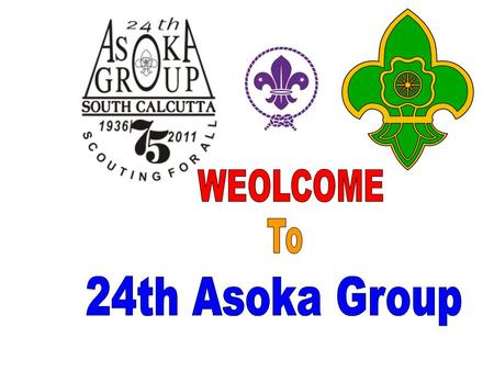 "2 A STEP FORWARD TOWARDS ""FIRE SAFETY,SEARCH,RESCUE"" By : 24 TH ASOKA GROUP SOUTH CALCUTTA BHARAT SCOUTS AND GUIDES."