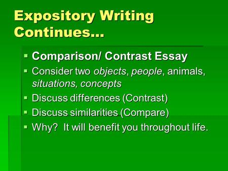 Expository essay animal rights