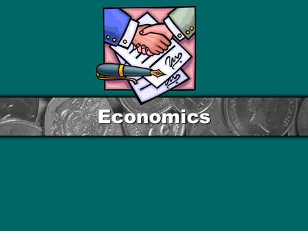 Economics Vocabulary Economy- A system for producing, and distributing goods and services to fulfill peoples wants (needs)