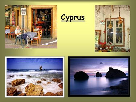 Cyprus. Aims and objectives To gain a basic understanding of the geography of Cyprus Be able to list the physical and human attractions of Cyprus To understand.