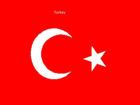 Turkey.  Capital: Ankara  Area: 302,535 sq.miles  Currency: Turkish Lira  Prime Minister : Recep Tayyip Erdogan  Official language: Turkish language.