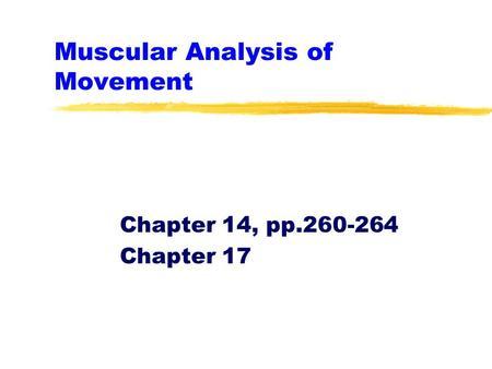 muscular movement handwriting analysis