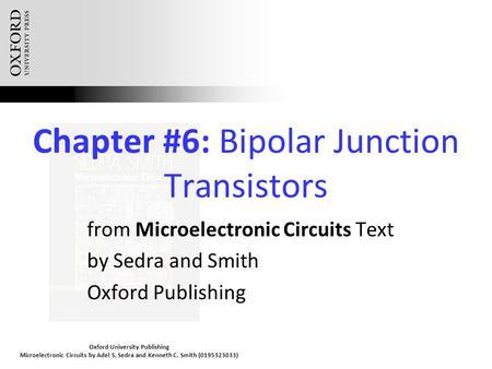 Working Principle of Junction Field Effect Transistor or JFET