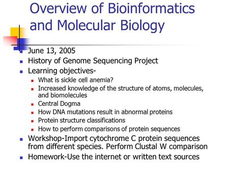 What are the objectives and the current achievements of human genome project?