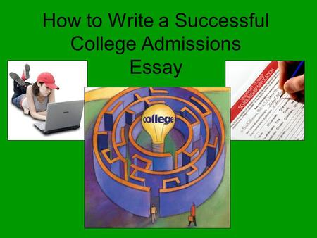 what matters most to you and why sample essay