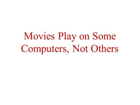Movies Play on Some Computers, Not Others. PowerPoint 2000 Movie Troubleshooter  2Fsupport%2Fpowerpoint%2Fppt2000%2Fmmed.