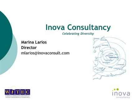 Inova Consultancy Celebrating Diversity Marina Larios Director