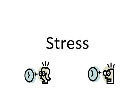 Stress. Relaxation Techniques Recognize what activities you consider relaxing Be specific when exploring your options: – Going on walks – Meeting with.