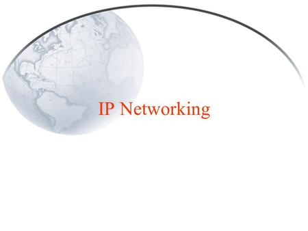 IP Networking What is a Network? A connection between two or more computers so they may exchange information/resources. Using a network 'medium', computers.
