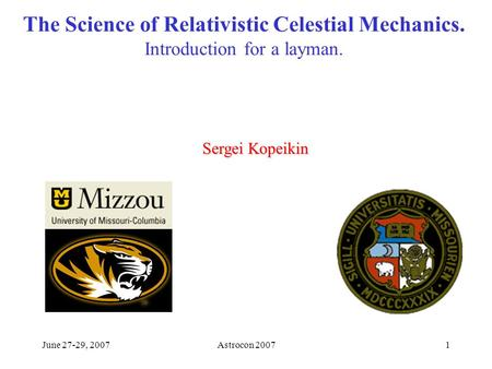 The Science of Relativistic Celestial Mechanics