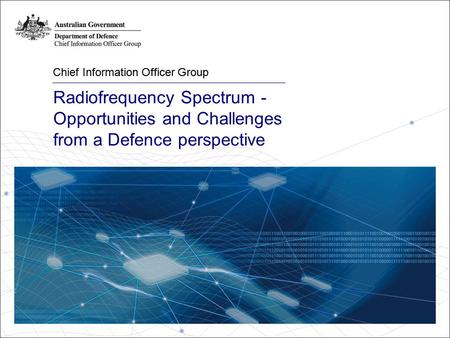 Chief Information Officer Group