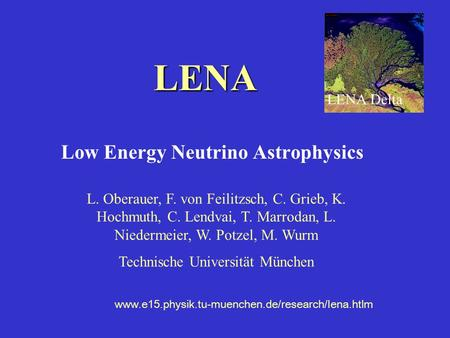 Low Energy Neutrino Astrophysics