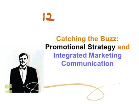 marketing communication communications model promotion mix