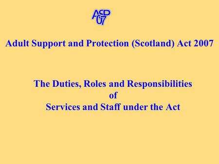 Adult protection law sorry