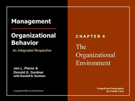 approaches to management and organizational behaviour