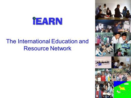 The International Education and Resource Network.