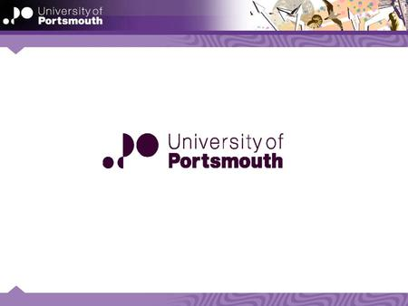 The role of the External Examiner at the University of Portsmouth Collaborative Programmes THE ASSESSMENT PROCESS THE ASSESSMENT PROCESS Andy Rees Academic.