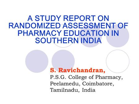 List of pharmacy colleges in India - Wikipedia