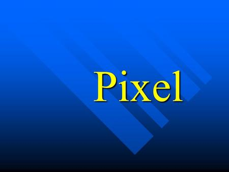 Pixel. The Mission Training and Education Initiatives Information.