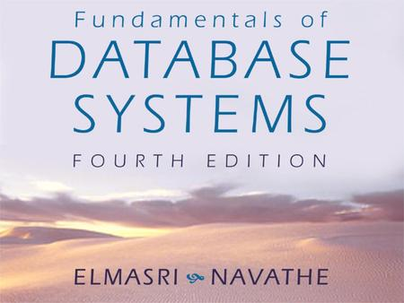 Copyright © 2004 Pearson Education, Inc.. Chapter 5 The Relational Data Model and Relational Database Constraints.