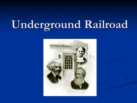 Underground Railroad. Start of Slavery Slavery first started in the United States around Slavery first started in the United States around 1619 as well.