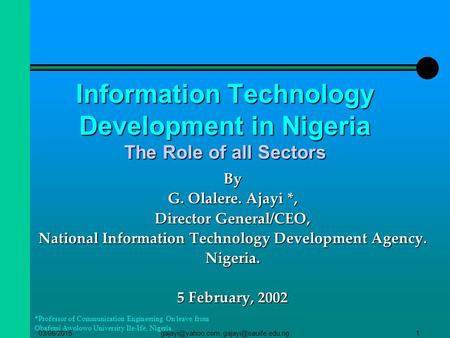 role of information technology in public sector (the impact of training and development in a public sector management in nigeria) training - cropt organizations rely upon them for their complementary roles 2013 copyright wwwarticlesngcom the impact of training and development in a public sector management in nigeria.