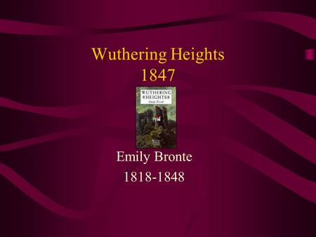 Wuthering Heights by Emily Brontë (Book Analysis)